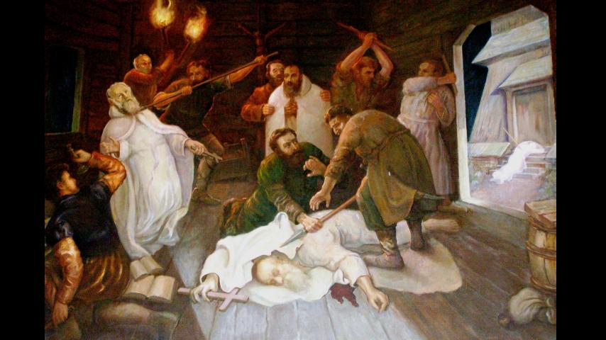 5 Braci Męczenników z Międzyrzecza