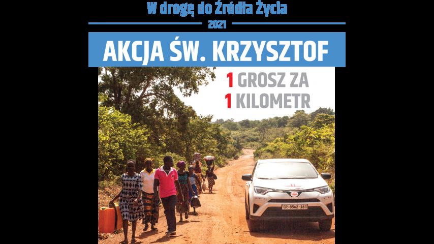 Akcja Św. Krzysztof 2021