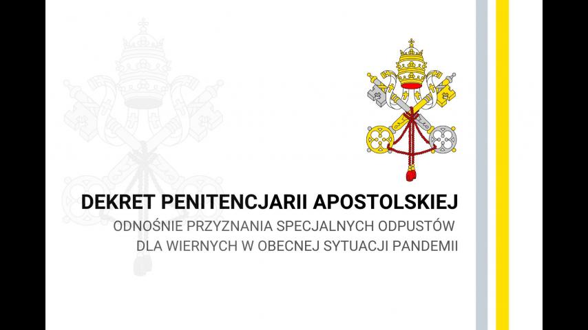 Dekret Penitencjarii Marzec