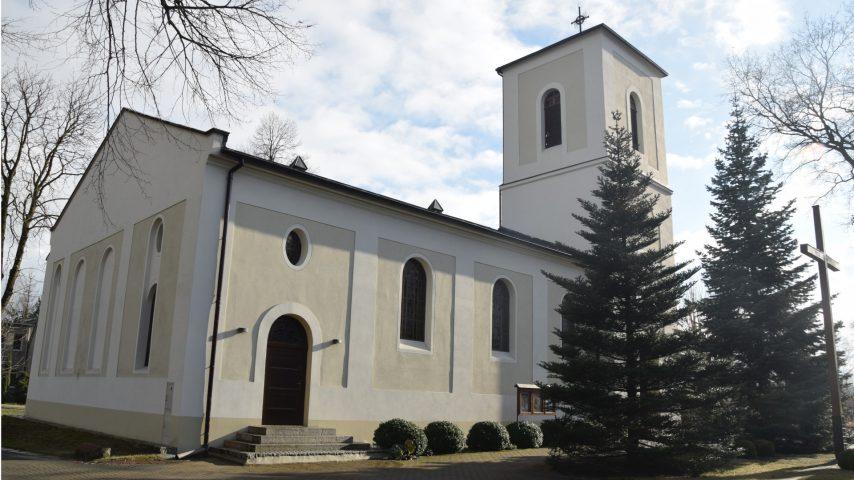 Kościół w Serbach