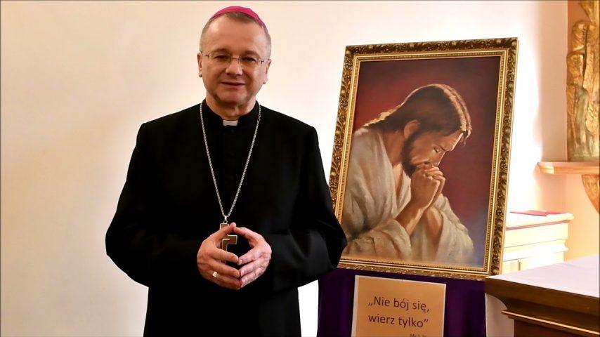 Ks. Biskup na Triduum 2021