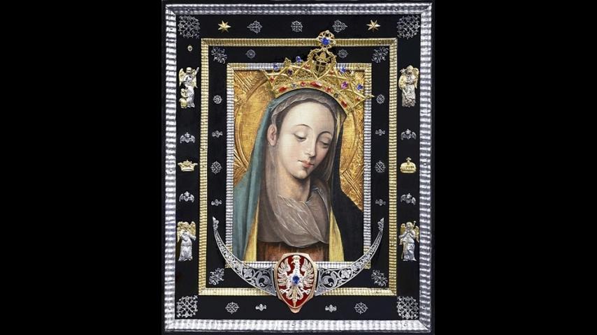 Matka Boża Cierpliwie Słuchająca z Rokitna