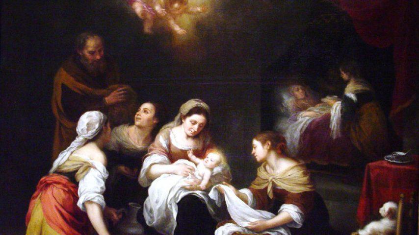 Narodzenie św. Jana Chrzciciela