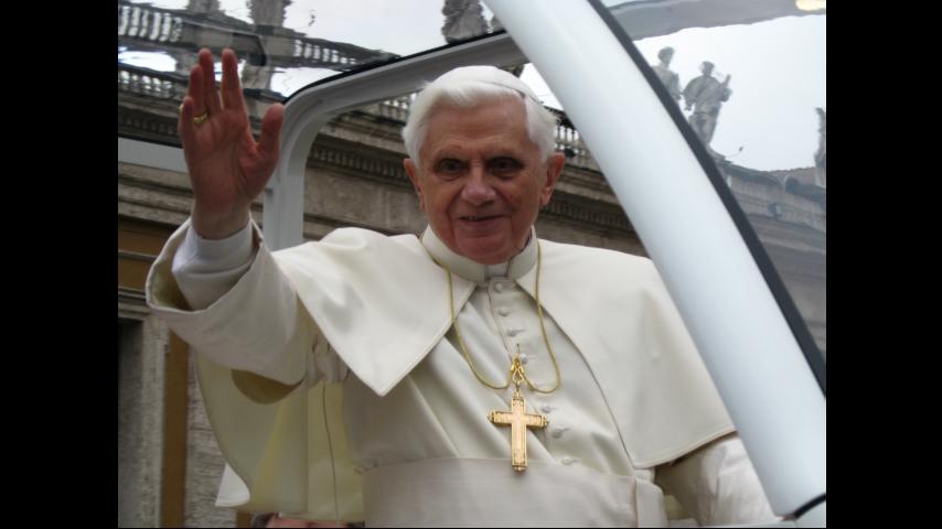 Papieź Benedykt XVI
