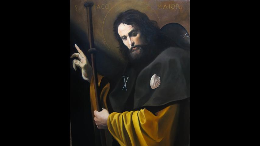 Święty Jakub Starszy