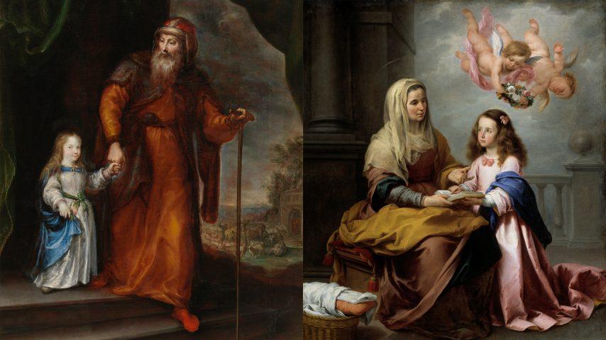 Święty Joachim i Anna