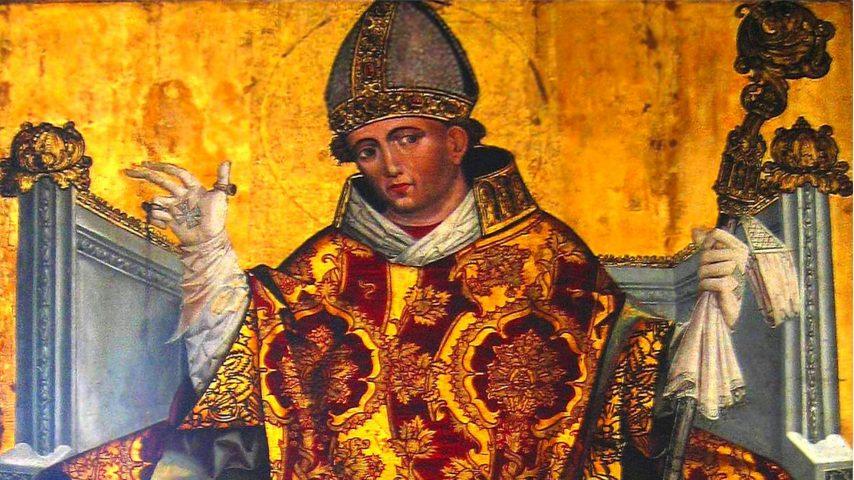 Święty Stanisław, biskup