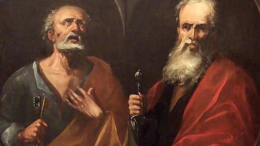 Święty Piotr i Paweł