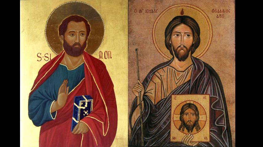 Święty Tadeusz i Szymon
