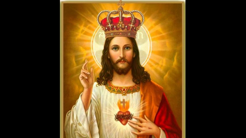 Uroczystośc Jezusa Chrystusa Króla Wszechświata