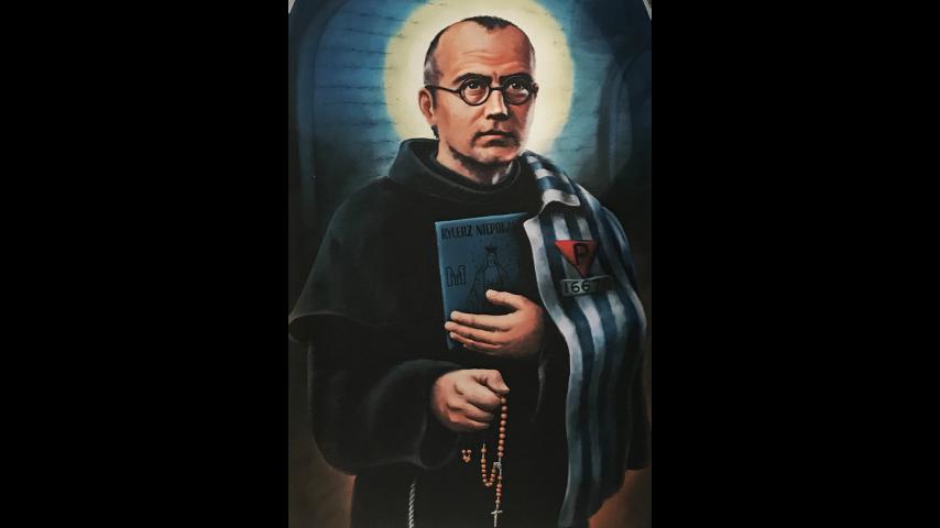 św Maksymilian Maria Kolbe